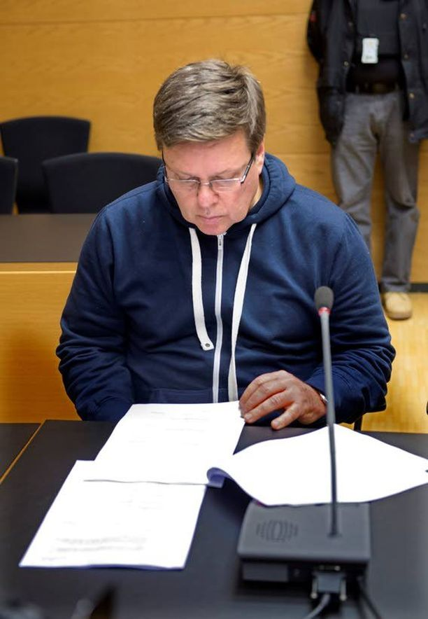 Jari Aarnio on ollut tänään tasan vuoden vankeudessa.