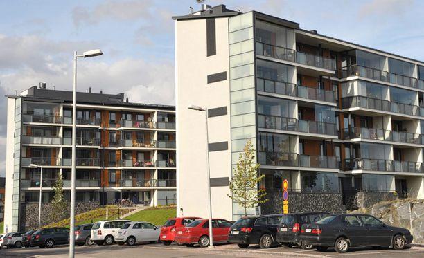 Vuokra-asuntojen hintojen nousu on hidastunut. Kuvituskuva.