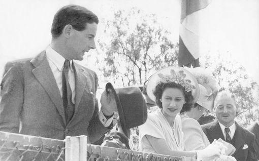 Tänään tv:ssä: Pieni ele paljasti prinsessa Margaretin salatun suhteen - Kuningatar hankkiutui miehestä eroon