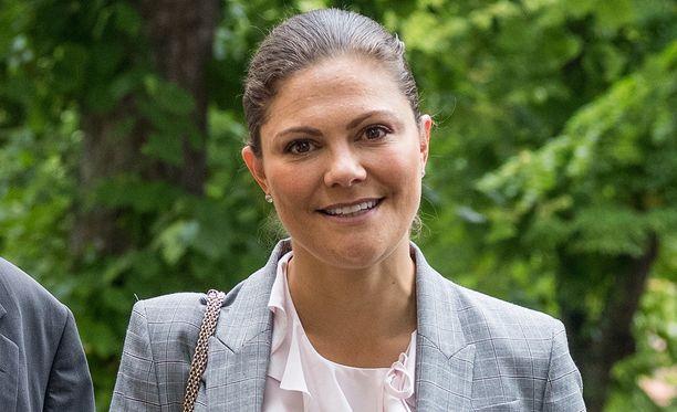 Prinsessa Victoria nähdään yllättäen Suomessa ensi viikolla.