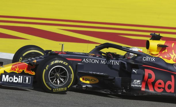 Red Bullilla F1-talli on ollut nerokas markkinakikka.