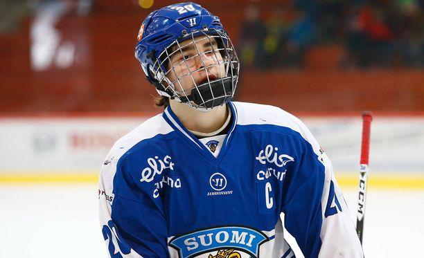 Aarne Talvitie johti Suomen nuoret voittoon MM-avauksessa.