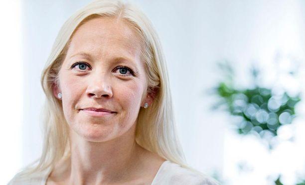 Kaisa Mäkäräinen kokee poikkeuksellista jännitystä maailmancupin kauden alla.