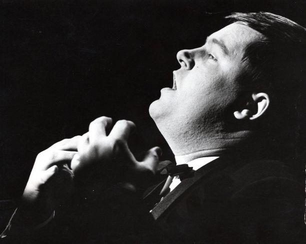 """Matti """"Fredi"""" Siitosen ääni oli poikkeuksellinen."""