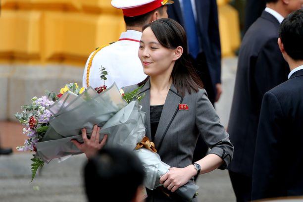 Pohjois-Korean johtajan sisko Kim Yo-jong on valittu jäseneksi politbyroohon. Kyseessä on hänen merkittävin virallinen asemansa tähän mennessä.