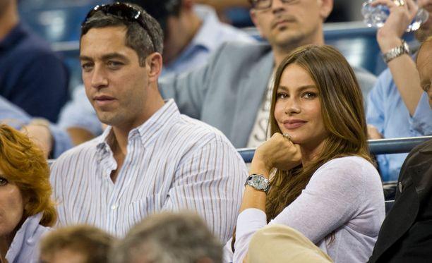 Sofia Vergara ja ex-mies Nick Loeb kiistelevät munasoluista.