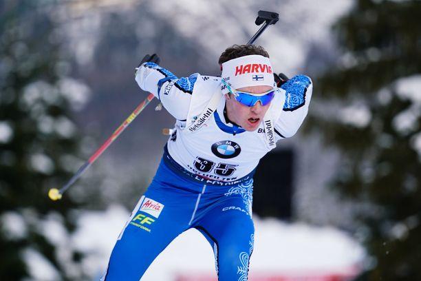 Tero Seppälä nousi maailmancupin kokonaispisteissä sijalle 38.