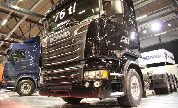 Scanialle määrätty sakko on suuruudeltaan 880 miljoonaa euroa.
