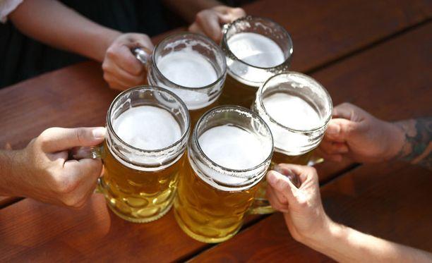 Roskildessa voi osallistua pissatalkoisiin oluttuotannon hyväksi.