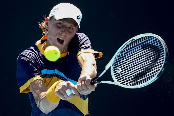 Emil Ruusuvuori avasi uransa ensimmäisen ATP500-turnauksen pääsarjan vahvasti.
