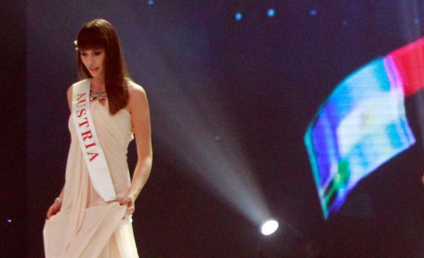 Miss Itävalta vuosimallia 2013 on Ena Kadic.