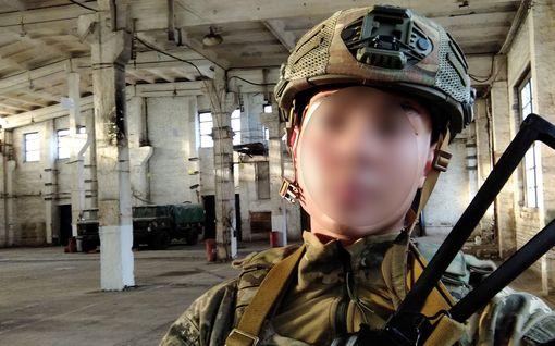 """Suomalainen Zane, 20, lähti palkkasotilaaksi Ukrainaan – pelkää jo nyt kotiinpaluun jälkeistä reaktiota: """"Se on sairasta, mitä täällä näkee"""""""