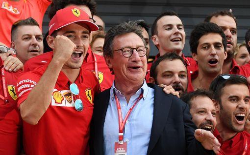 Ferrari ryhtyy vastaiskuun – nyt laitetaan rahaa haisemaan!