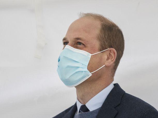 Prinssi Williamin kerrotaan saaneen koronavirustartunnan jo huhtikuussa.