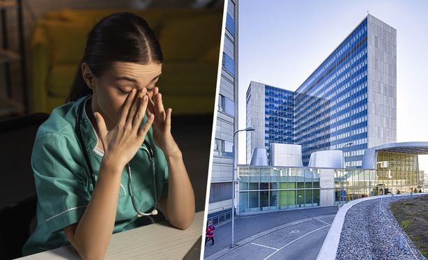 Meilahden Tornisairaalan leikkaus- ja anestesiaosaston hoitajat ovat kertoneet Iltalehdelle työpaikan ongelmista, joiden vuoksi leikkaussaleja on jouduttu sulkemaan.