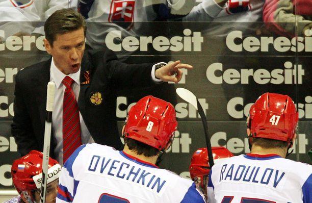 Vjatseslabv Bykovin johtama Venäjä otti Suomlta luurit pois neljässä minuutissa.