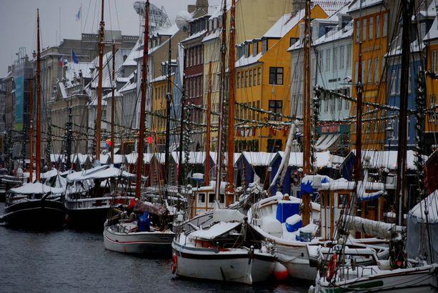 Iskua suunniteltiin Tanskan pääkaupunkiin. Kuvituskuva.