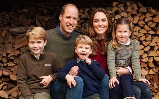 Prinssi William perheineen rikkoi koronarajoituksia - niskuroinnista voi saada tuntuvat sakot