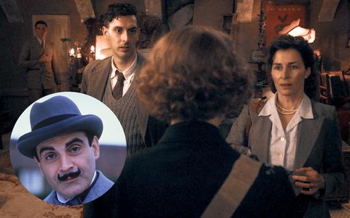 Uusi Agatha Christie -mysteeri tänään tv:ssä: Kaikki alkaa Hercule Poirot'n kuolemasta