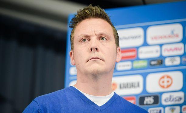Lauri Marjamäki sanoo, ettei Suomen taso riittänyt vielä maailman parhaita vastaan.