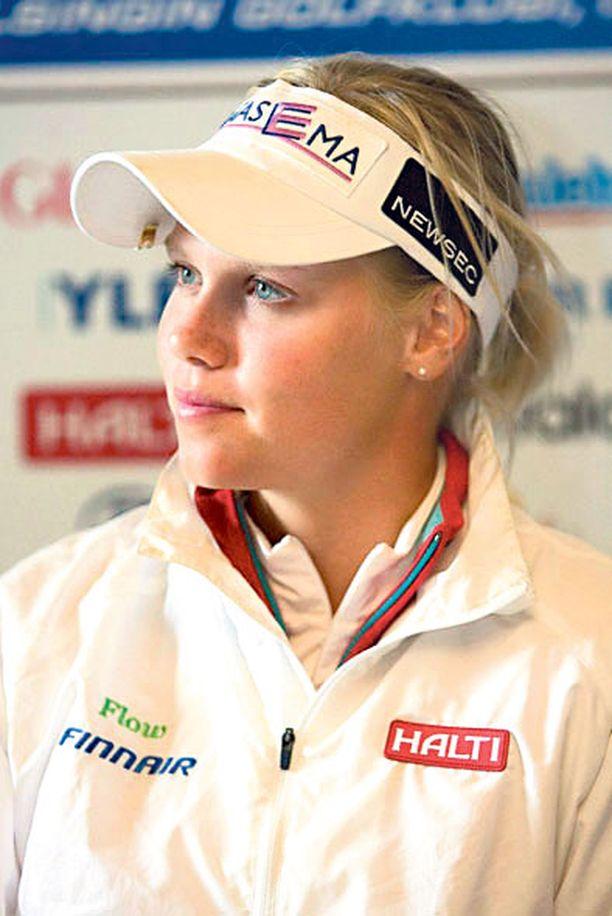 Blomqvist on tuskaillut avauslyöntiensä kanssa.