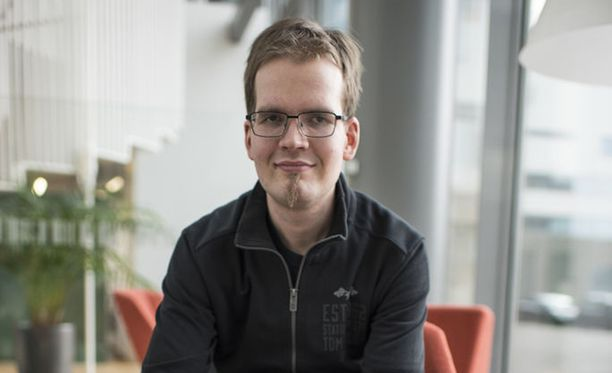 Antton Puonti vakuutti Talent Suomi -ohjelman katsojat kyvyillään.