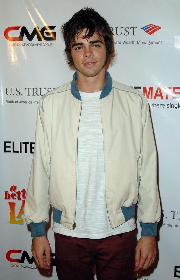 Reid Ewing lokakuussa 2010.