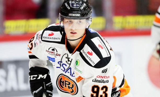 Kristian Vesalainen on tipahtanut yhdeksän sijaa Sportsnetin rankingissa.