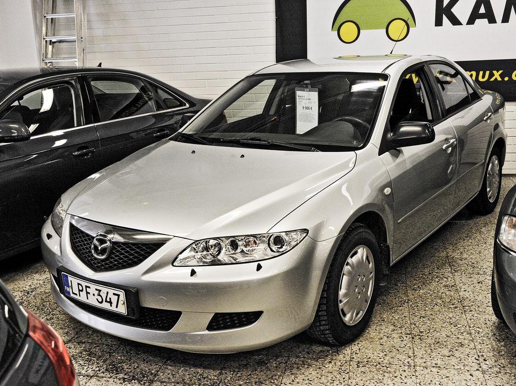 Tiettyihin vanhoihin Mazda 6 -malleihin ei saa tankata E10-bensiiniä. Sama koskee kymmeniä muitakin Suomessa edelleen ajossa olevia automalleja.