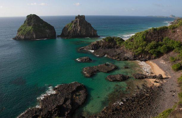 Baia dos Porcos -rannalle ei päästetä liian suuria väkimääriä.