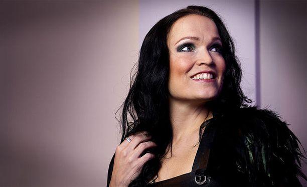 Tarja Turunen nousi brittilistalle uudella levyllään.