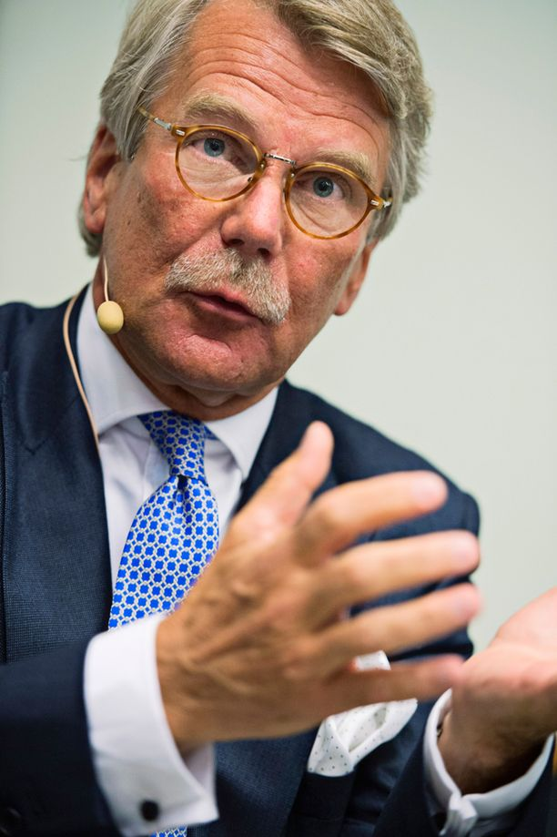 Björn Wahlroosin mukaan köyhien hyvinvointia ei ensisijaisesti määrää tulonjako vaan talouskasvu.