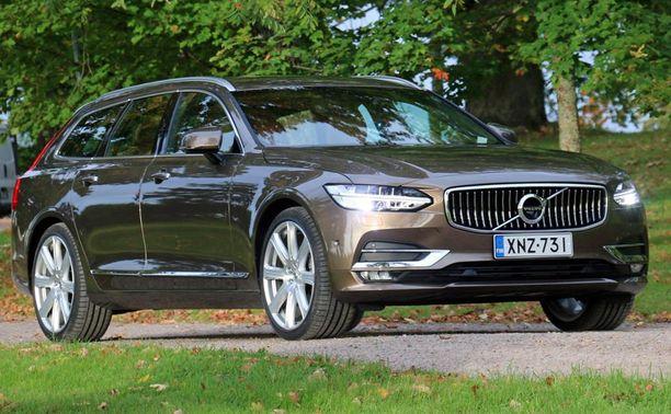 11. Volvo S90 ja V90 ovat tuoneet ruotsalaismerkin vakuuttasti uuteen premiumluokkaan.