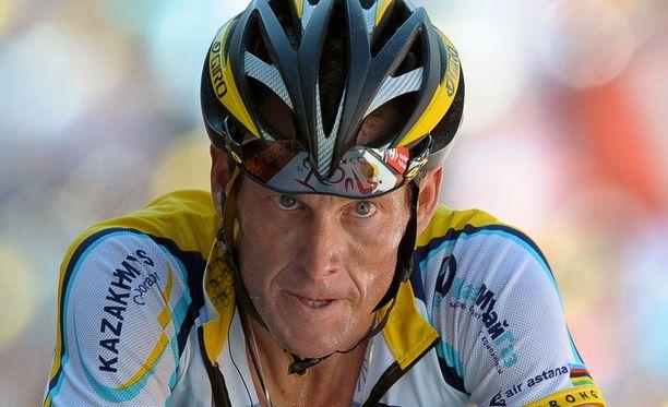 Lance Armstrong ymmärtää, miksi ihmiset vihaavat häntä.