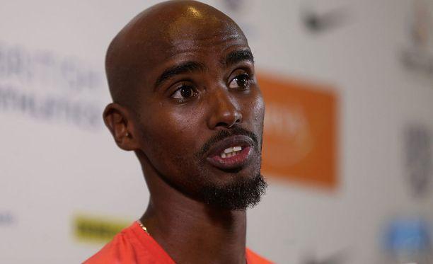 Mo Farahilta on jäänyt kaksi dopingtestiä väliin vuosina 2010 ja 2011.