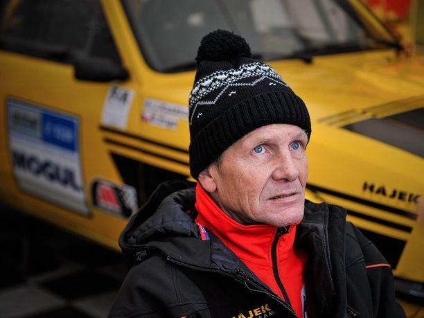 Juha Kankkunen joutui jättämään sairaalareissun takia väliin matkan hyväntekeväisyystapahtumaan Italiaan.