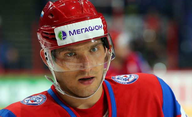 Aleksander Ovetshkin kuuluu Venäjän suurimpiin tähtiin.
