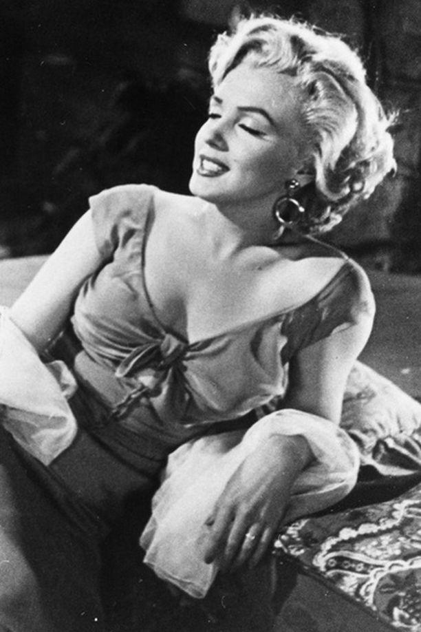 Hautapaikka Marilyn Monroen kupeessa olisi nyt kaupan.