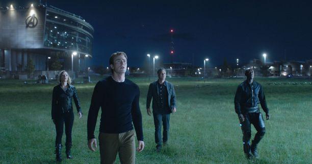 Avengers: Endgame sai Iltalehden arvostelussa viisi tähteä.