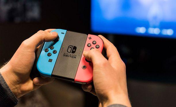 Nintendo Switch tuli myyntiin maaliskuussa.