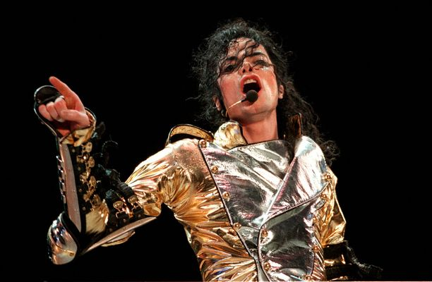 Michael Jackson kuoli vuonna 2009.