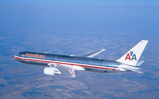 Matkustaja poistettiin lentokoneesta, koska ei käyttänyt kasvomaskia