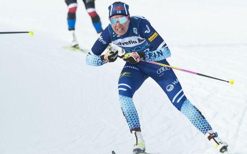 Suomi hienosti podiumille naisten viestissä: Ruotsi jäi kauas taakse – Norjalle helppo voitto Salpausselällä