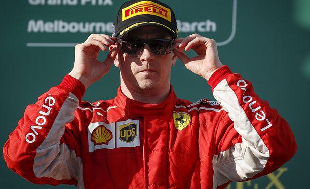 Ralli ja rallicross kiinnostava Kimi Räikköstä F1-uran jälkeen - ainakin hupimielessä.