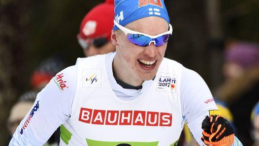 Iivo Niskanen haluaa voittaa henkilökohtaisen olympiakullan.