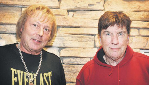 Dannyn ja Jyrki Hämäläisen yhteinen Stones-suosikki on Satisfaction.