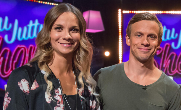 17 vuotta yhdessä olleet Aami ja Konsta nähdään tänään MTV3:lta tulevassa Tuttu juttu show'ssa.