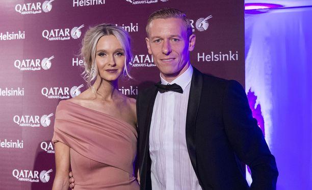 Metti ja Mikael Forssell ovat olleet yhdessä vuodesta 2012.
