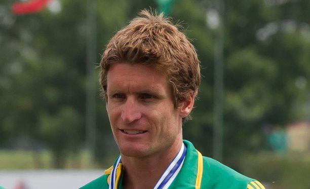 Tate Smith ei pääse puolustamaan olympiakultaansa Riossa.