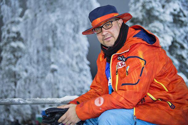 Mäkivalmentaja Janne Väätäinen lähti 10 vuotta sitten Sapporoon ja juurtui Japaniin.